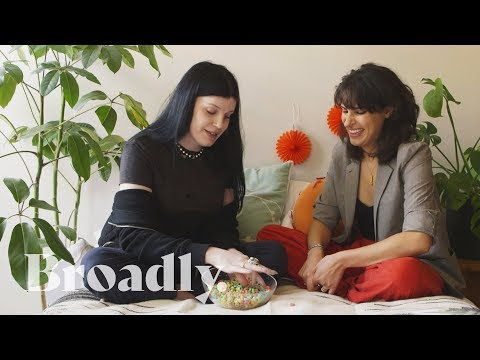 In Bed With Desiree Akhavan: Broadly Meets
