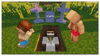 ADDIO CRYPTO... - Minecraft ITA
