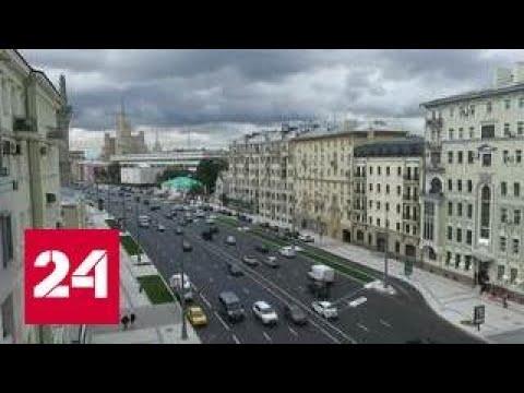 Кольца и парк в подарок: Москва меняет облик