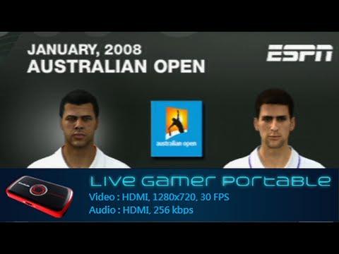 ESPN Grand Slam Classics: Jo-Wilfried Tsonga V.S Novak Djokovic