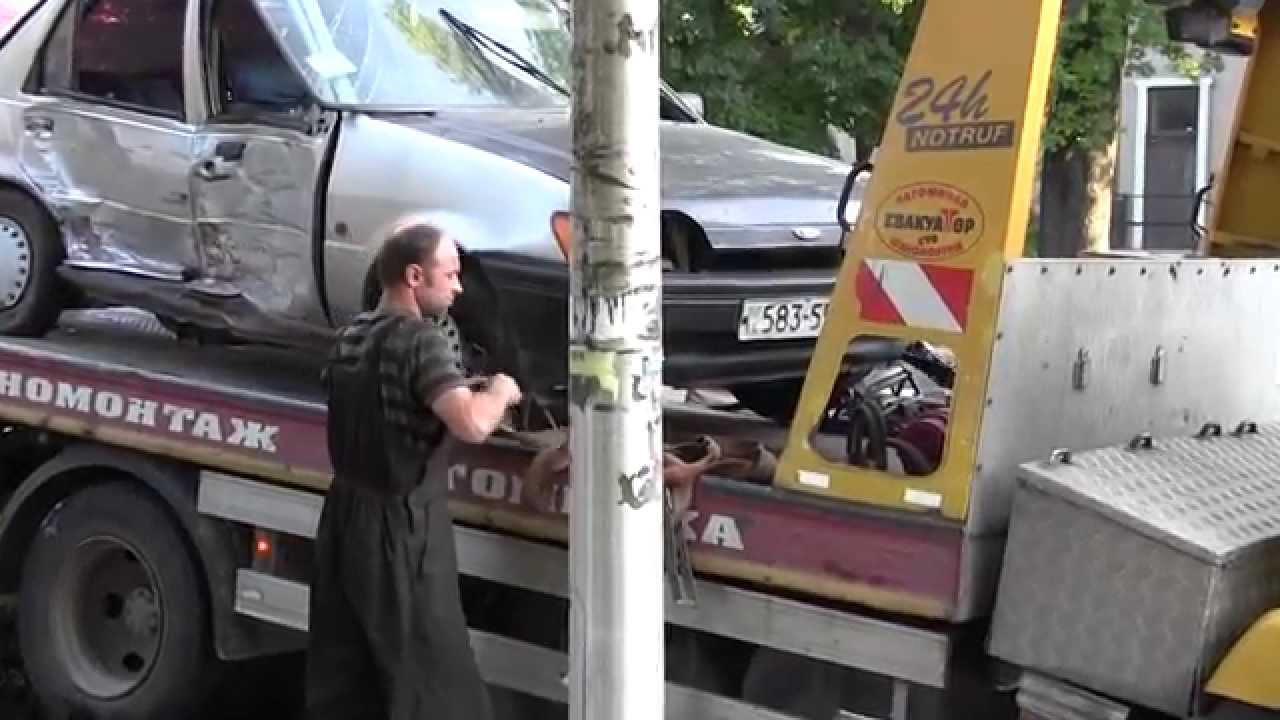 """Нова ДТП на """"чорному перехресті"""" у Калуші"""