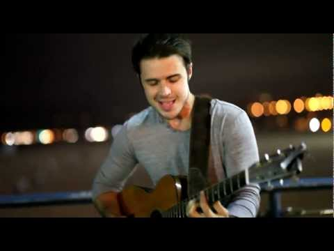 Kris Allen @ Santa Monica Pier - Better With You Music Videos