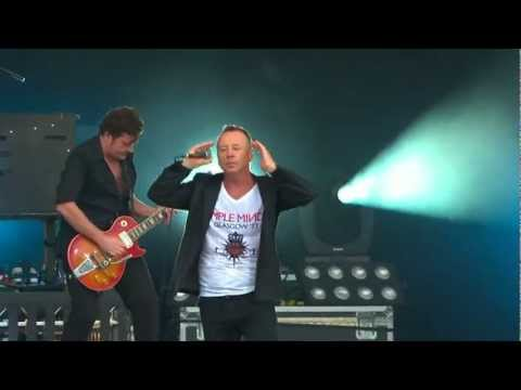 Simple Minds - Waterfront live from Arras Main Square Festival 29th June 2012