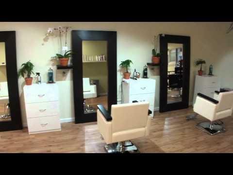 Sarah Audrey Salon Hair Stations YouTube