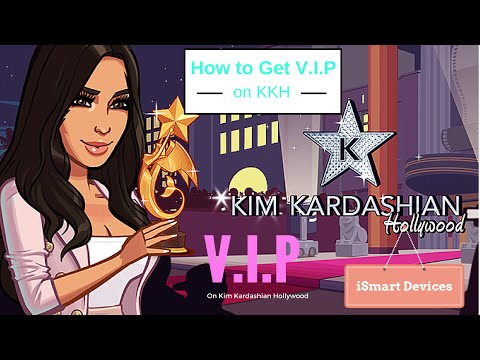 Kim Kardashian Hollywood | How to get V.I.P's | + Gifting News