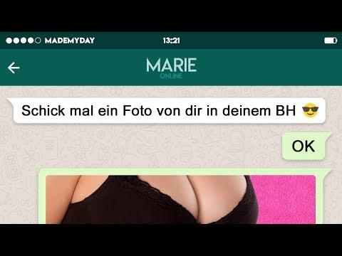 Flirten whatsapp manner