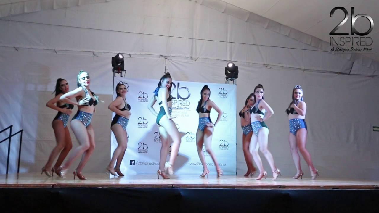 Talento Latino | 1er Lugar, Team Shines Bachata | 2b Inspired 2016