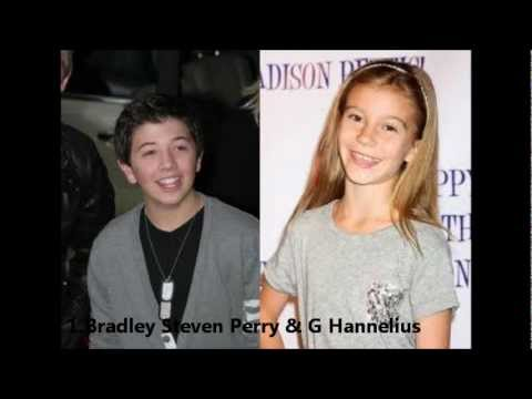 Who do you think G Hannelius  G Hannelius And Bradley Steven Perry