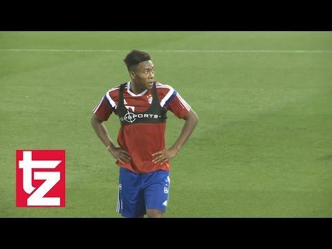 David Alaba: Schluss mit den Real-Gerüchten - Bekenntnis zum FC Bayern