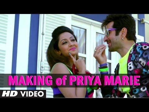 Making Of Tatka Priya Marie Video Song | Bachchan Movie | Jeet, Aindrita Ray, Payal Sarkar