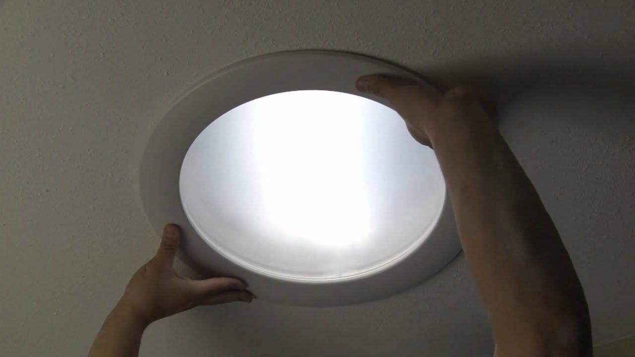 Tubular Skylight Installation Skylight Tube Installation