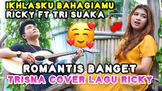 Download lagu IKHLASKU BAHAGIAMU - RICKY FEB FEAT TRI SUAKA (LIRIK) COVER BY NABILA MAHARANI FT TRI SUAKA