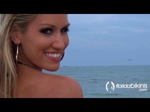 Heather Lynne Hogrefe Shooting With Florida Bikinis in a Hot Thong Bikini thumbnail