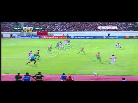 Wac 4 - Mca Algerie 0 CAF-Champions league 2011 http://wacmediatheque.skyrock.com.