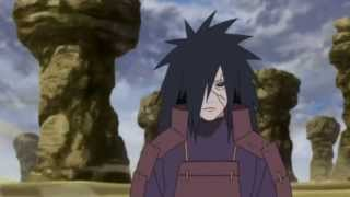 Madara Uchiha Fight Scene HD   Naruto Shippuden Episode 322