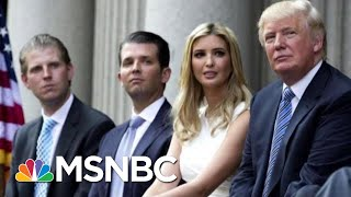 New York A.G. Files Fraud Lawsuit Against Donald Trump Family, Foundation | The Last Word | MSNBC