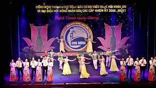 Đất Nước Hôm Nay - Tốp Ca | Đơn Vị Thị Xã Bến Cát| Hội Diễn NTQC Tỉnh Bình Dương 2016