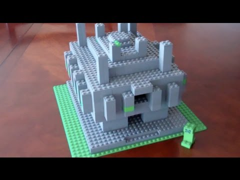 Lego Minecraft Jungle Temple