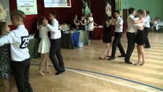 IX Turniej Tańca Towarzyskiego