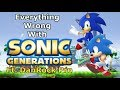 Everything Wrong With Sonic Generations In 16 Minutes (Ft. DanRock Pro)