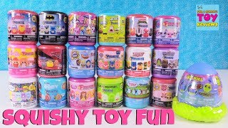 Fashems Hatchems Mashems Palooza Disney MLP Batman Care Bears Opening | PSToyReviews