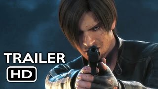 Resident Evil: Vendetta Official Trailer #1 (2017) Animated Movie HD