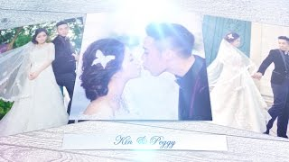 Wedding Moment - Kin & Peggy