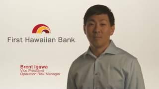First Hawaiian Bank surveillance video