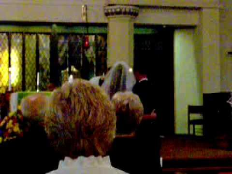 First Kiss As Husband And Wife video