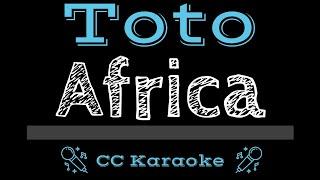 Toto Africa Cc Karaoke Instrumental