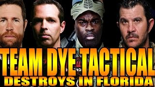 Dye Tactical Crew Takes Back the CITY!