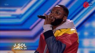 The X Factor UK 2018, Season 15, Six chair challenge 3, The Boys, J-Sol