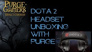 Gamecom.Plantronics Dota 2 Headsets, Finals 2-5-13!