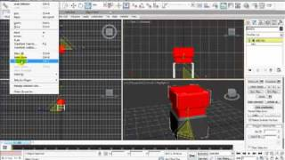 3DS Max to Muvizu Part 1