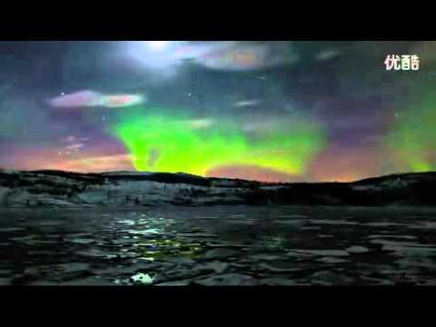 延時攝影:挪威的極光.flv youtube