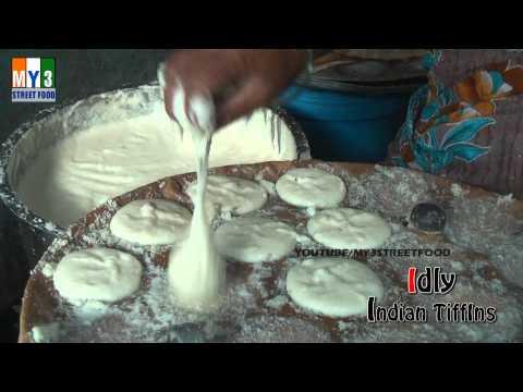 IDLY INDIAN FAMOUS TIFFINS - Rajahmundry Street Foods - ANDHRA STREET FOOD