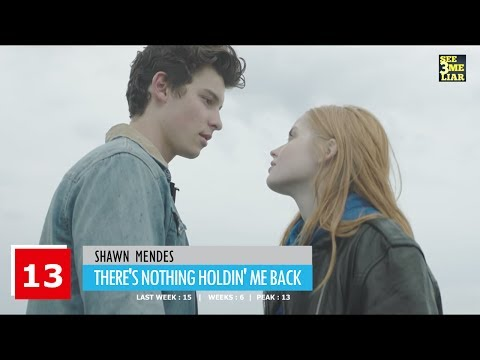 American Top 40 This Week, 1 July 2017 - Top Mainstream Pop Songs