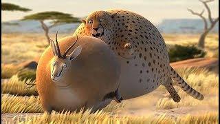 Động vật béo phì ♫ Phim hoạt hình 3D ♫ Hoạt hình HÀI HƯỚC, VUI NHỘN hay nhất cho Bé