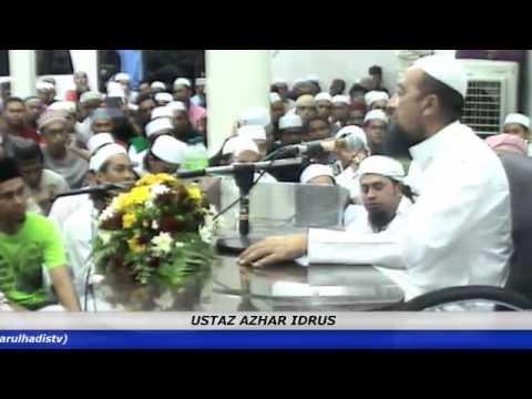 USTAZ AZHAR IDRUS PRT1 13/4/2013