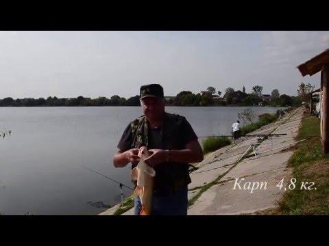 ровенский район рыбалка