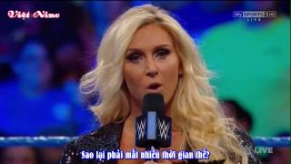 [VIETSUB] WWE SMACKDOWN 04-18-17 Charlotte Flair & Naomi Segment