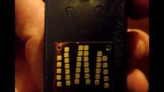 Como resetear un Cartucho HP 21 (Hack cartucho de tinta) [ZtickHacks]