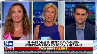 Shapiro Vs. Code Pink On Kavanaugh