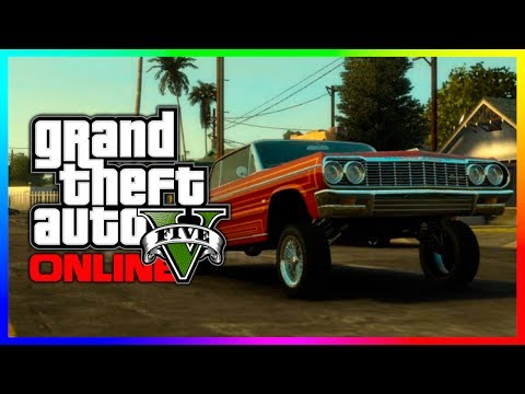 "GTA 5 ""Hipster Update"" DLC Cars Info! Rhapsody, Dubsta & More In GTA 5 Online! (GTA V)"