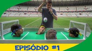 SUPER COPA DE FUTEBOL DE CABEÇA - Episódio  1 #SCFC