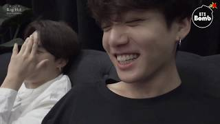 [BANGTAN BOMB] The secret of BTS' beard  - BTS (방탄소년단)