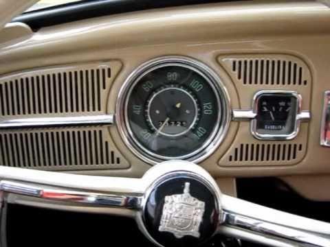 VW Fusca 1300 - 1970 1ª série