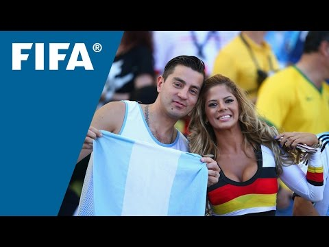 Fan Experiences at the 2014 FIFA World Cup™