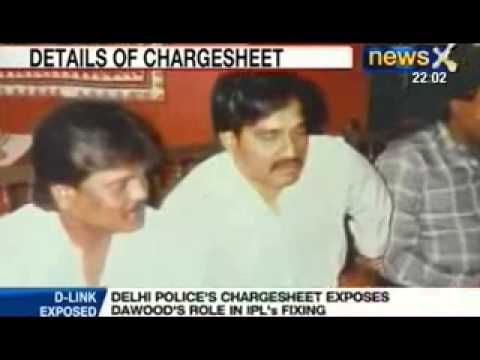 NewsX : Dawood fixed IPL
