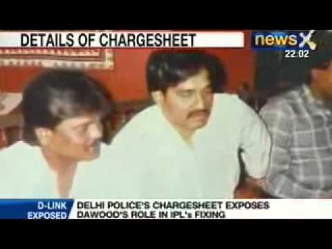 NewsX : Dawood fixed IPL